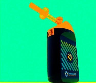 cannabix kal malhi university of florida richard yost marijuana pot weed cannabis breathalyzer ion m...