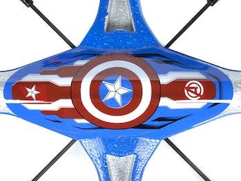 Marvel Licensed Captain America Super Drone