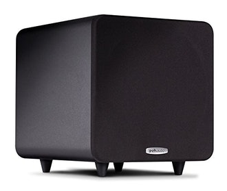 Polk Audio PSW111 Compact Powered 8-Inch Subwoofer