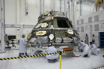 NASA Orion Spacecraft