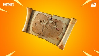 Fortnite Buried Treasure