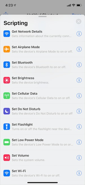 ios 12 developer beta siri shortcuts