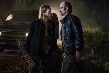 The Walking Dead Simon