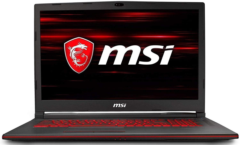 "XPC GL63 VR Ready Gamer Notebook (Intel 8th Gen i5-8300H, 16GB RAM, 256GB NVMe SSD, NVIDIA RTX 2060 6GB, 15.6"" Full HD 120Hz 3ms, Windows 10) Gaming Laptop Computer"