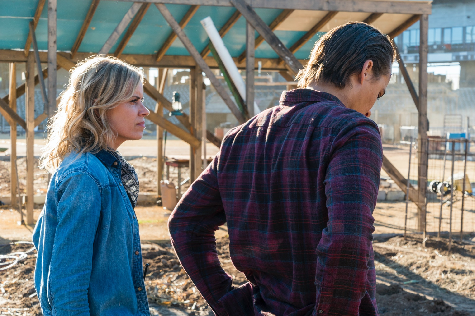 Fear the Walking Dead Nick Dead Madison