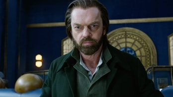 'Mortal Engines' Thaddeus Valentine Hugo Weaving