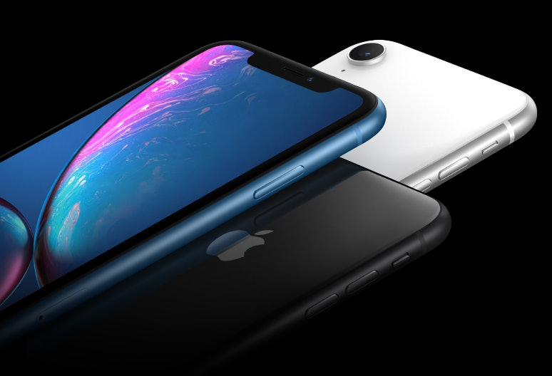 iphone xr smartphone apple