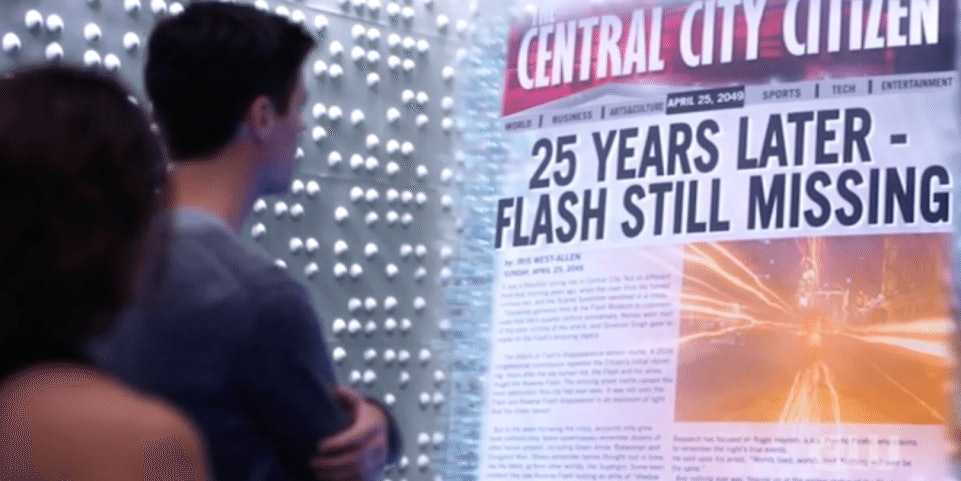 """'The Flash' """"Nora"""""""