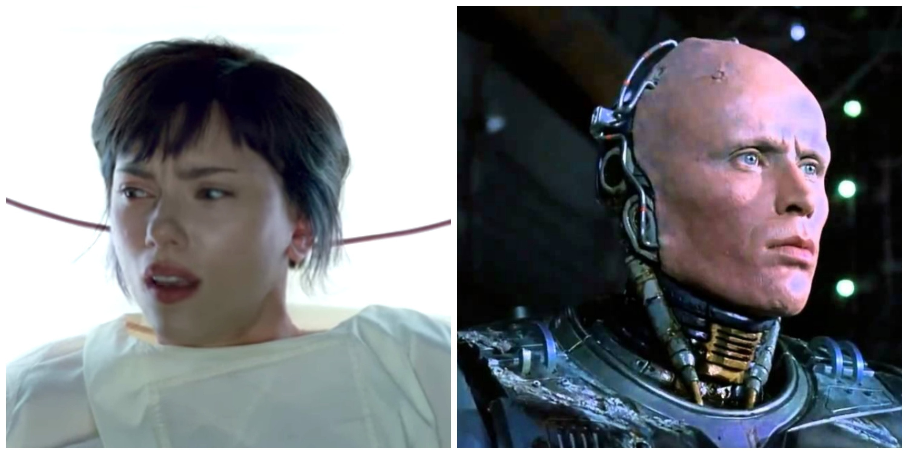 Four New Ghost In The Shell Tv Spots Tease A Robocop Plot