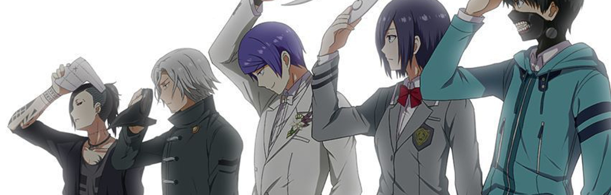 Why Ghouls Wear Masks In Tokyo Ghoul