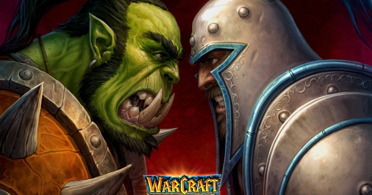 Before World Of Warcraft There Was Simply Warcraft