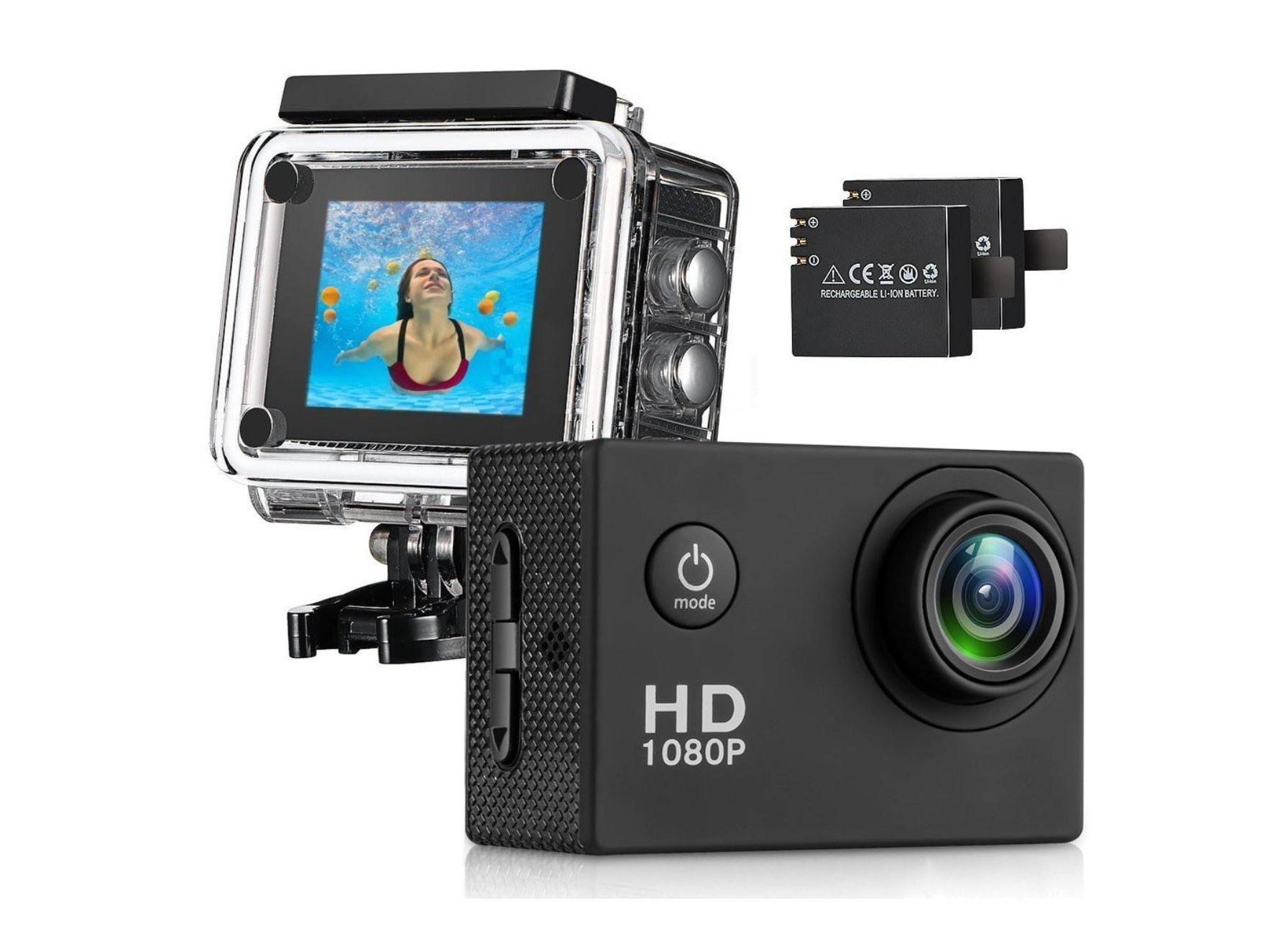 Sarsl camera