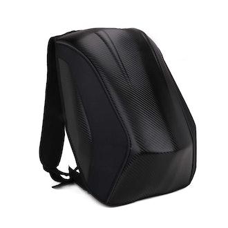 Motorcycle Backpack Waterproof Hard Shell