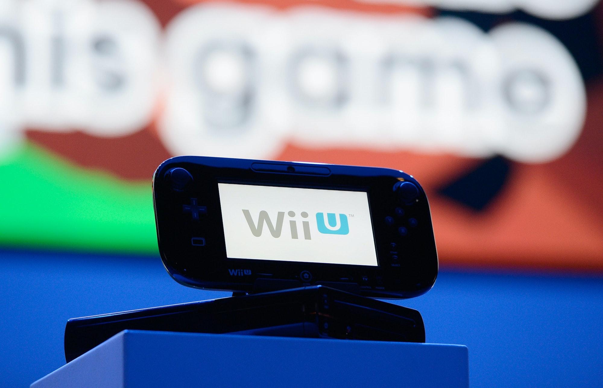 Nintendo Switch Wii U