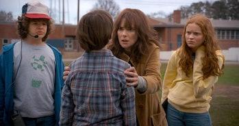 Stranger Things Season 2 Netflix Max Sadie Sink Will Byers Dustin Joyce Byers