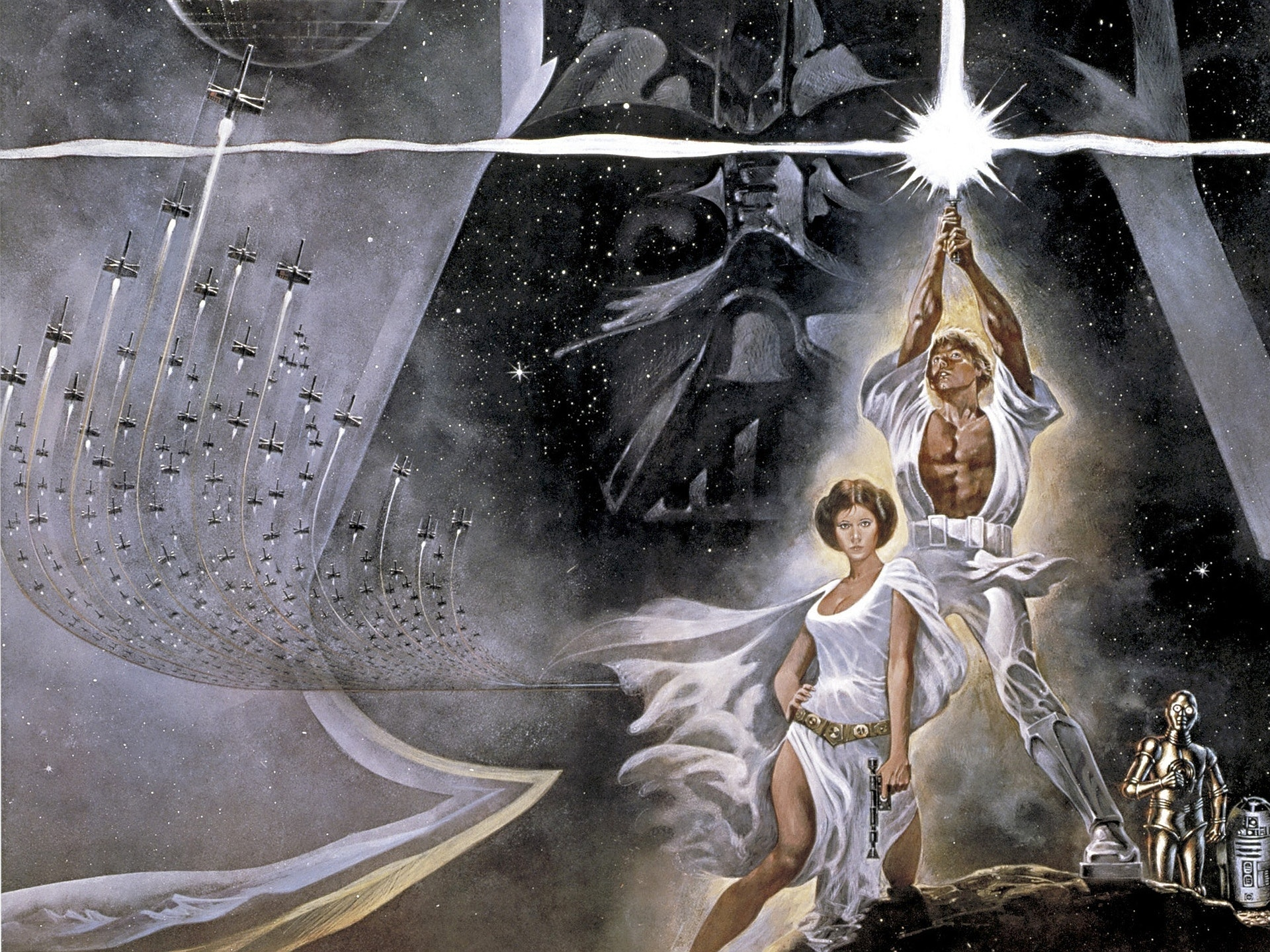 4k Restoration Of Original Star Wars Could Return To Theaters In 2017