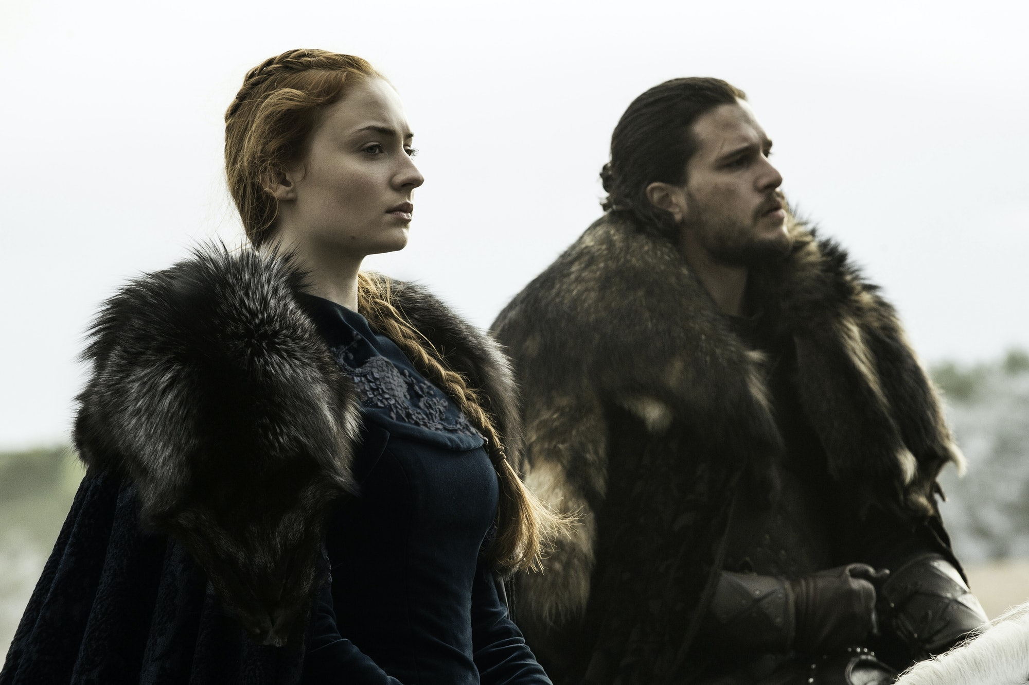 Game of Thrones Jon Snow Season 8