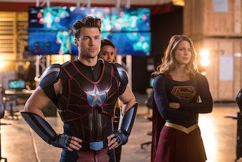 Citizen Steel Supergirl Legends of Tomorrow