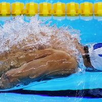 Michael Phelps Pees in the Pool but Science Still Says That's Gross