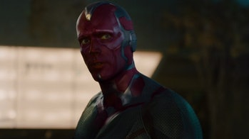 Paul Bettany as Vision