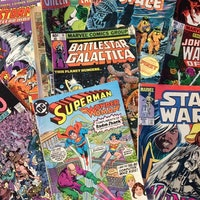 How Much Is This Pile of Old Comic Books Worth?