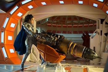 Thor Ragnarok Tessa Thompson