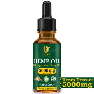 Hemp Technology Organic Hemp Oil