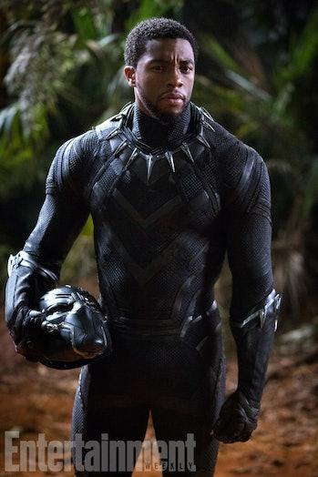 Black Panther Marvel Chadwick Boseman