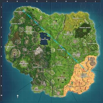 stone heads map