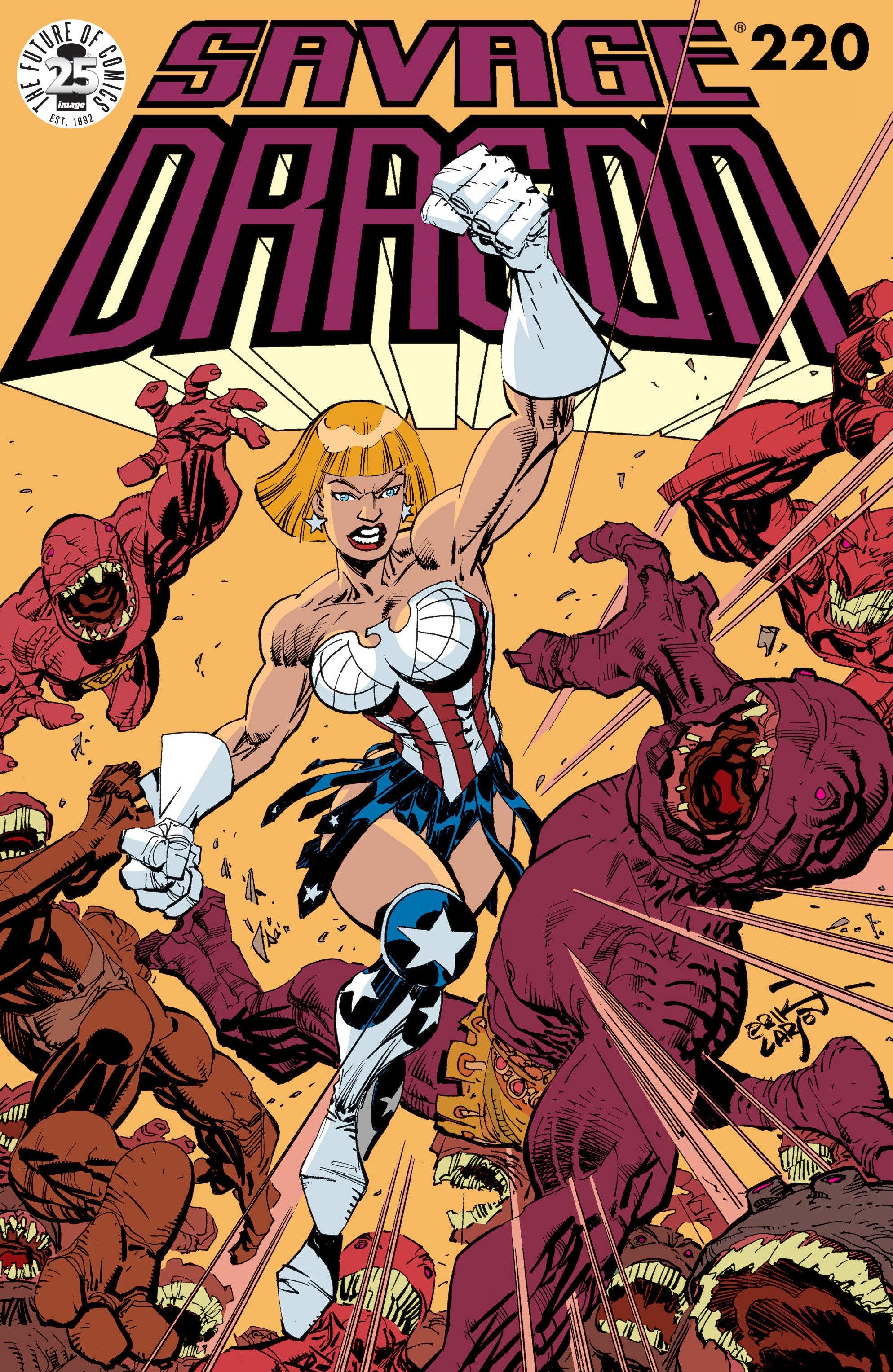 Savage Dragon Image Comics