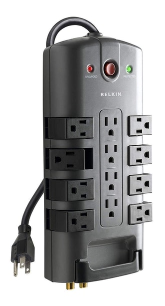 Belkin 12-Outlet Pivot-Plug Power Strip