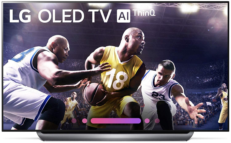 LG OLED C8 TV 2018