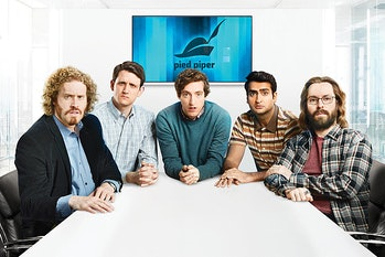 HBO silicon valley cast
