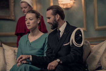 Serena Waterford June The Handmaid's Tale Season 3 Episode 5 Unknown Caller