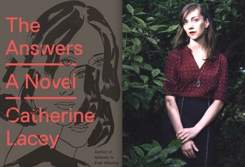 Catherine Lacey and her novel 'The Answers'