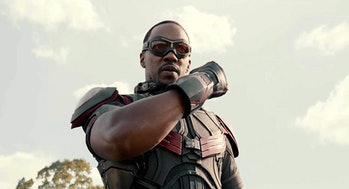 Anthony Mackie in 'Ant-Man'