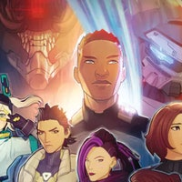 Everything you need to know about Rooster Teeth's sci-fi anime 'gen:LOCK'
