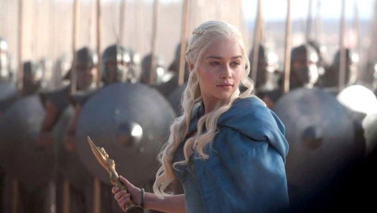 Daenerys in 'Game of Thrones' Season 3