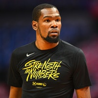 Will Kevin Durant Play in the NBA Finals for Golden State? A.I. Predicts