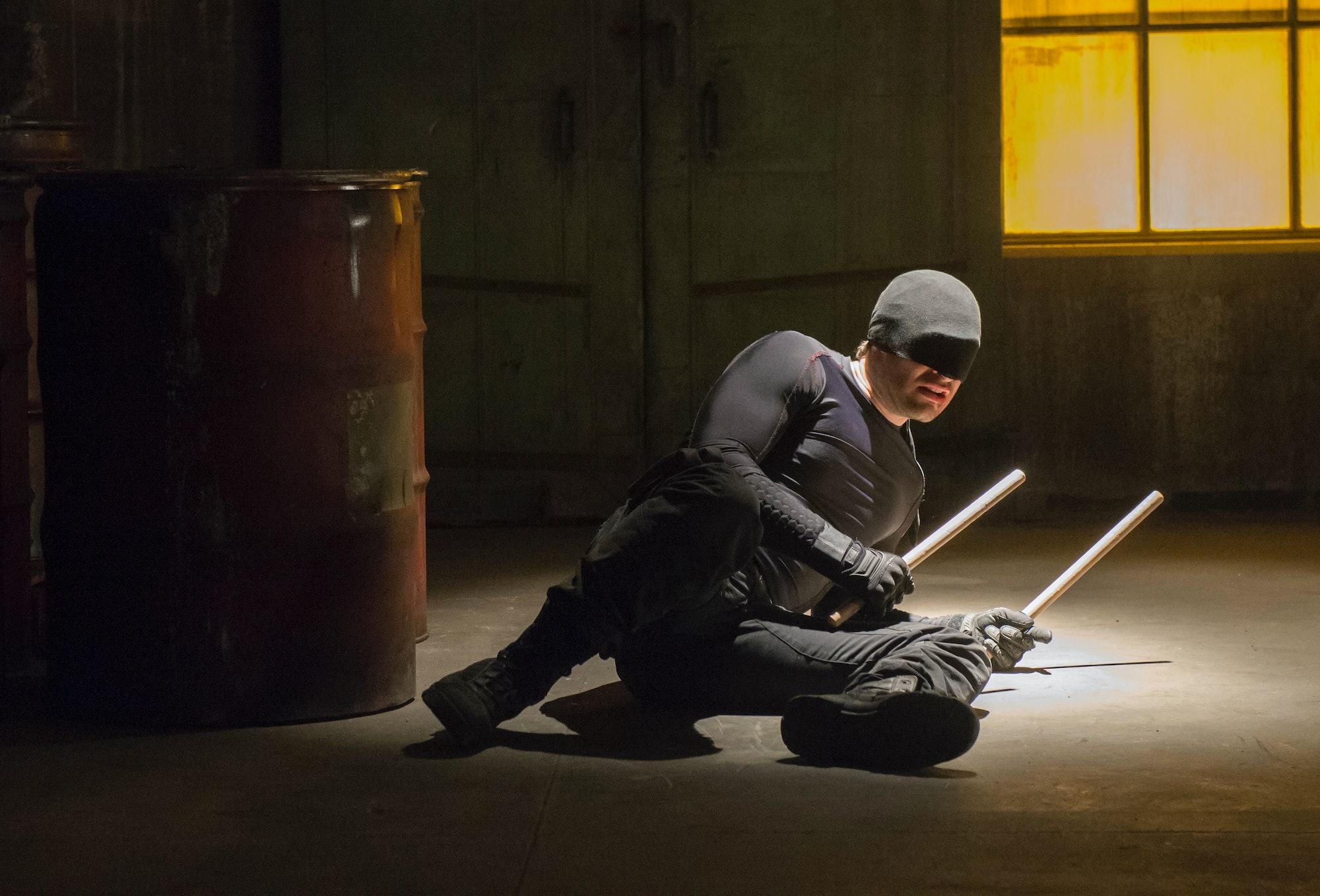 Daredevil Netflix Cosplay Halloween