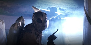 Rocketeer: Totally your grandfather's Mandalorian