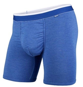 BN3TH Men's Boxer Briefs With 3D Support Pouch