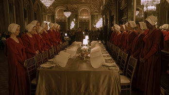 """The banquet scene in """"A Woman's Place"""" was eerily unsettling."""