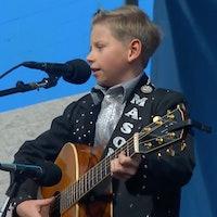Watch 'Yodeling Kid' Mason Ramsey Charm the Walmart Concert Crowd