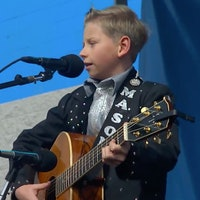 Watch 'Yodeling Kid' Mason Ramsey Charm the Walmart Concert Crowd