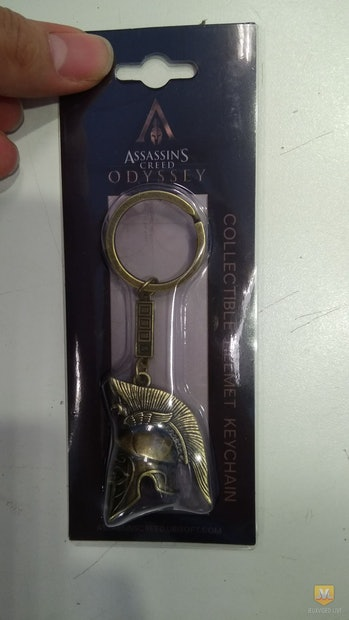 Assassin's Creed Odyssey keychain