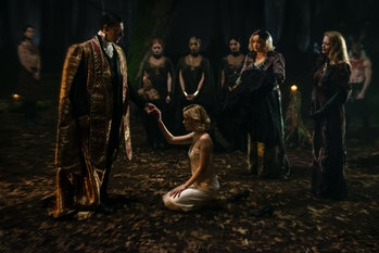 'Chilling Adventures of Sabrina' Dark Baptism