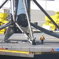 This Photo Shows How Ridiculously Huge SpaceX's Falcon 9 Rockets Are