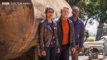 'Doctor Who' Season 11 Companions