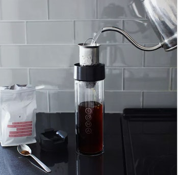 cold brew, Soma Brew Bottle, coffee, tea, caffeine, technology, innovation, kitchen, home